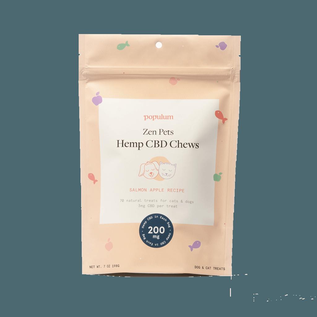 Populum Zen Pets Hemp CBD Chews (Ministry of Hemp Official Review)