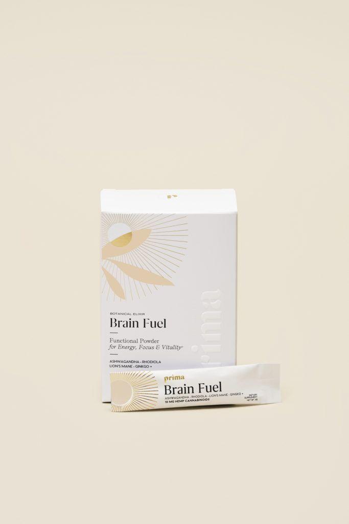 Prima Brain Fuel Elixir (Ministry of Hemp Official Review)