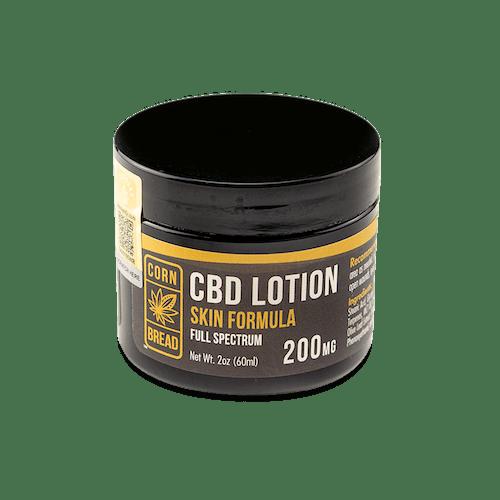 Cornbread Hemp CBD Lotion