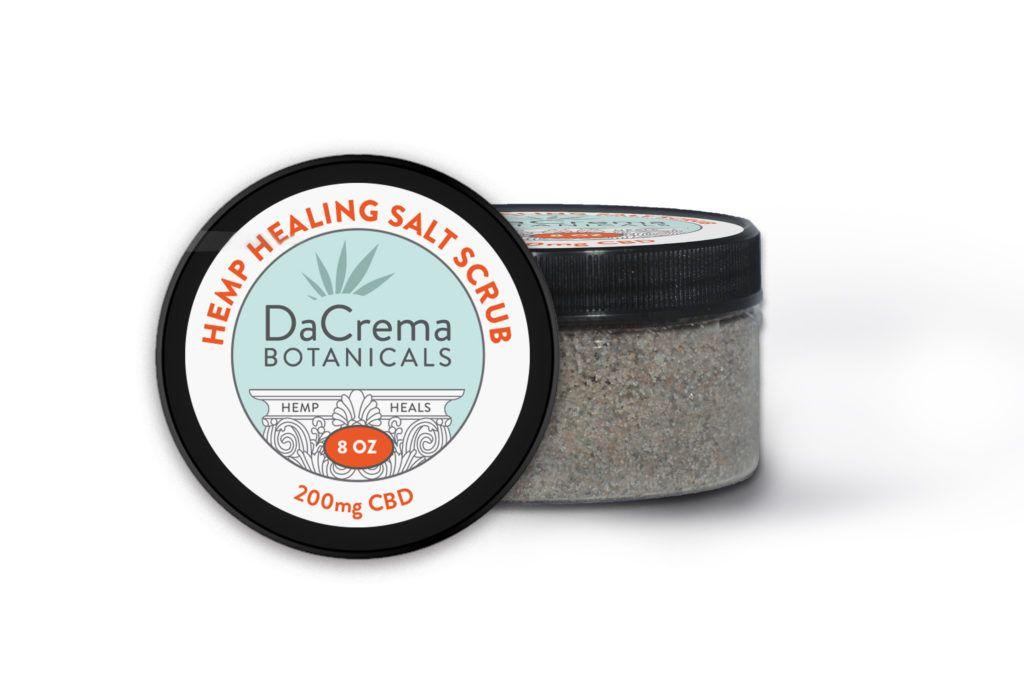 DaCrema Salt Scrub