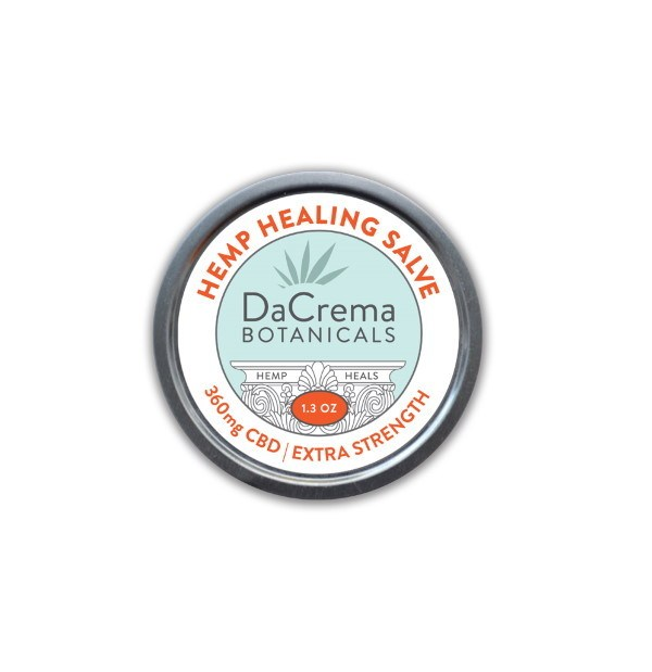 Da Crema Botanicals Healing Salve