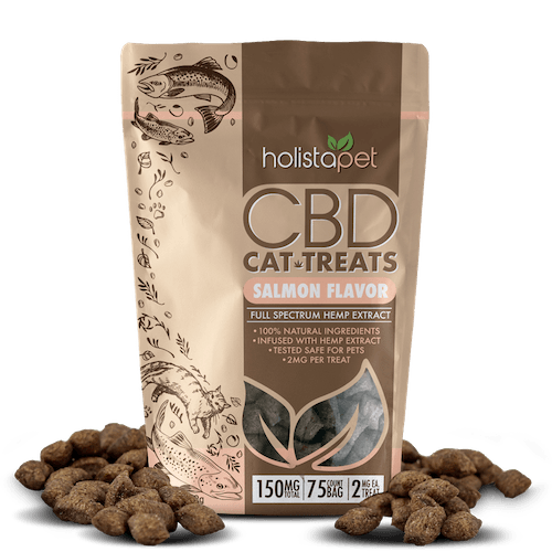 Holistapet CBD Cat Treats (Ministry of Hemp Official Review)