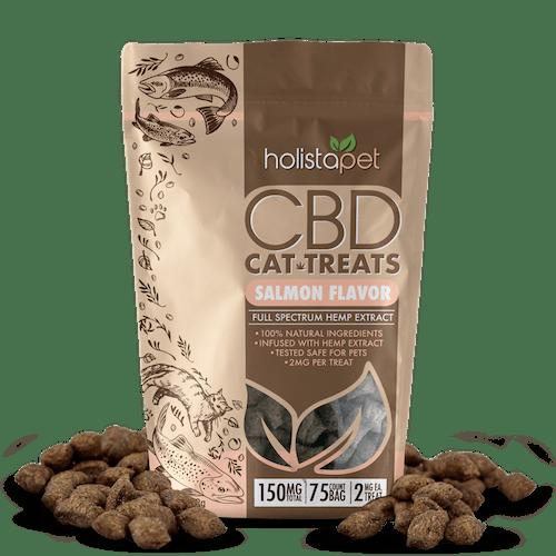 Holistapet CBD Cat Treats (Ministry of Hemp Official Review)