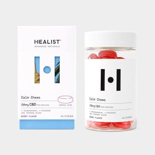 Healist Naturals Calm Chews (Ministry of Hemp Official Review)