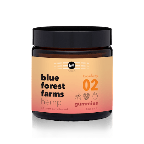 Blue Forest Farms Broad Spectrum Gummies