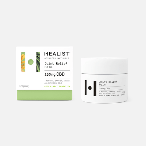 Healist Naturals Joint Relief Balm (Ministryu of Hemp Official Review)