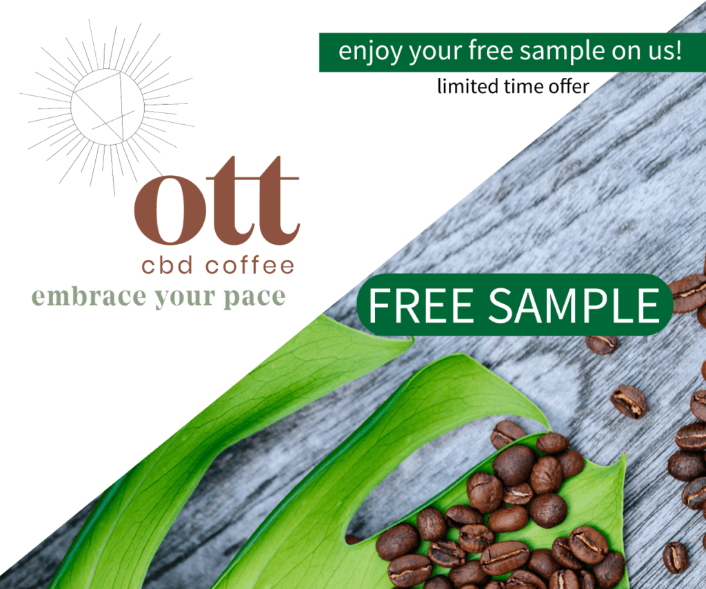 Ott coffee is offering free samples to our podcast listeners