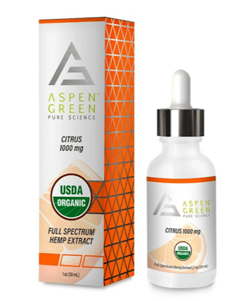 Aspen Green CBD oil