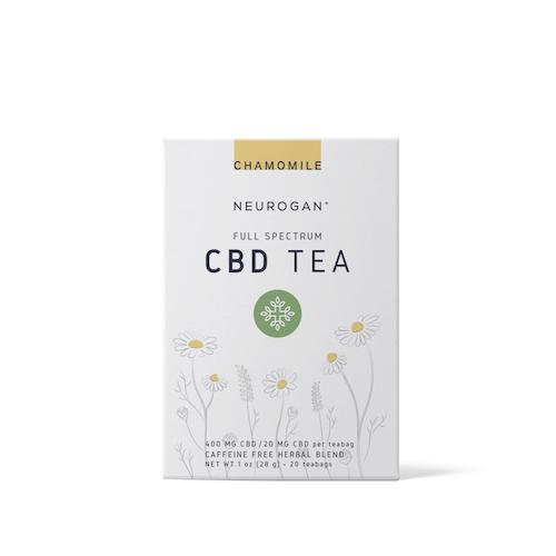 Neurogan CBD + Chamomile Tea