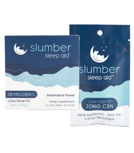 Slumber CBN Starter Kit