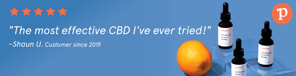 Populum CBD Sponsorship