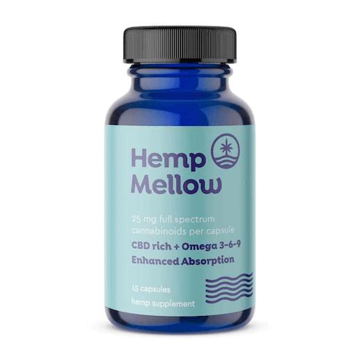 Hemp Mellow (Ministry of Hemp Official Review)