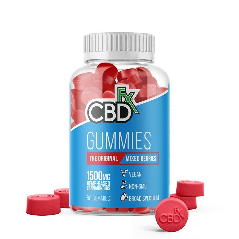 CBDFx- CBD Gummies