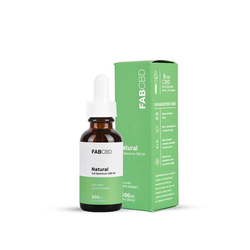 FABCBD- Pure CBD Oil