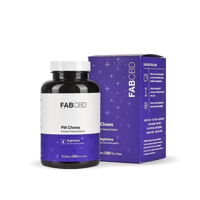 FabCBD- CBD Gummies