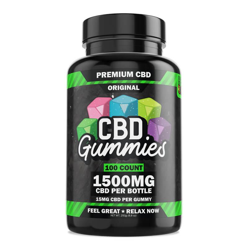 Hemp Bombs- CBD Gummies