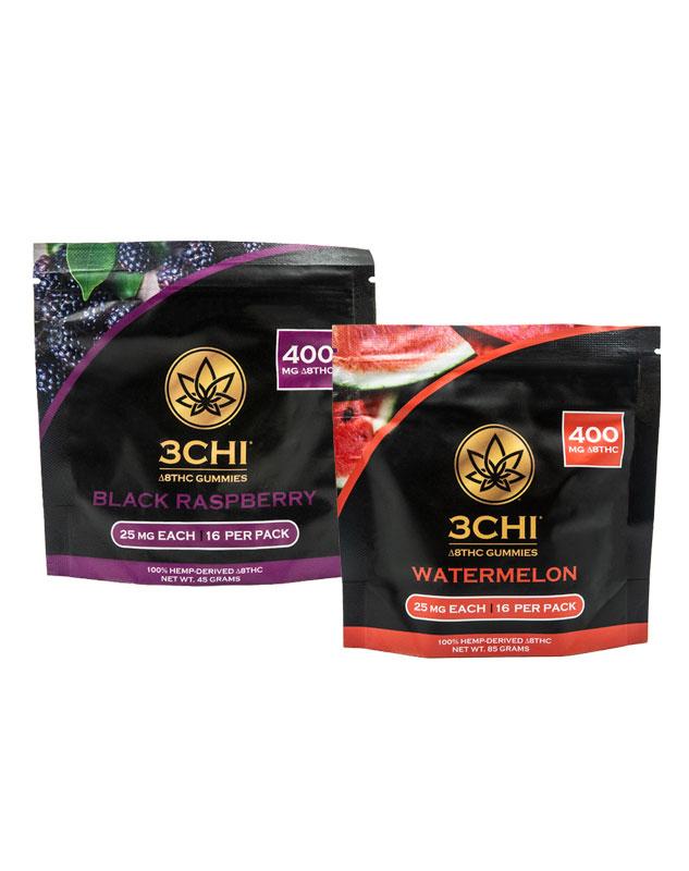 3Chi- THC Gummies