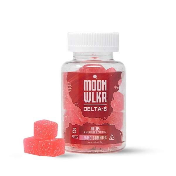 Moonwlkr- THC Gummies