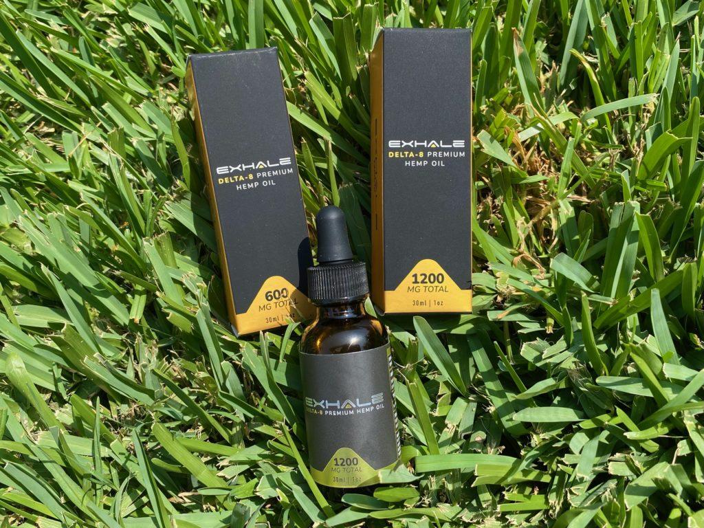 Exhale wellness delta 8 tincture